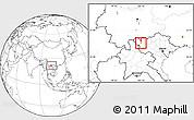 Blank Location Map of Tx.Lai Chau