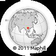 Outline Map of Tx.Lai Chau