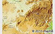 Physical Map of Lam Ha