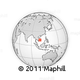 Outline Map of Lam Ha