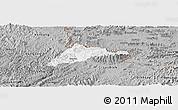 Gray Panoramic Map of Cao Loc