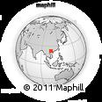 Outline Map of Van Lang