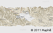 Classic Style Panoramic Map of Bao Thang
