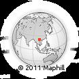 Outline Map of Bao Yen