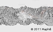 Gray Panoramic Map of Bat Xat