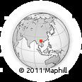 Outline Map of Van Ban