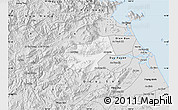 Silver Style Map of Dai Loc