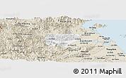 Classic Style Panoramic Map of Dai Loc