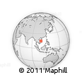 Outline Map of Nghia Hanh