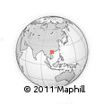 Outline Map of Cam Pha