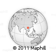 Outline Map of Mai Son