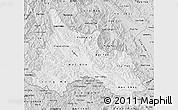 Silver Style Map of Son La
