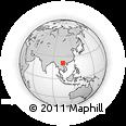 Outline Map of Muong La