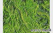 Satellite Map of Quynh Nhai