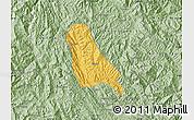 Savanna Style Map of Quynh Nhai