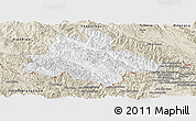 Classic Style Panoramic Map of Song Ma
