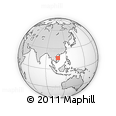 Outline Map of Phu Loc