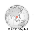 Outline Map of Phu Vang