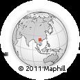 Outline Map of Chiem Hoa