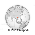 Outline Map of Yen Son