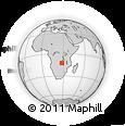 Outline Map of Kalulishi