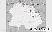 Gray Map of Copperbelt