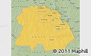 Savanna Style Map of Copperbelt