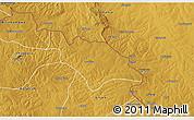 Mufulira Copperbelt Zambia Maps