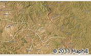 Satellite 3D Map of Mufulira