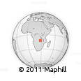 Outline Map of Mufulira