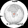 Outline Map of Kasempa