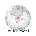Outline Map of Solwezi