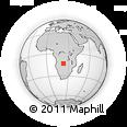 Outline Map of Zambezi