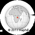 Outline Map of Kaputa