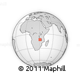 Outline Map of Mpika