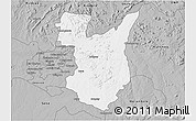 Gray 3D Map of Goromonzi