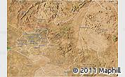 Satellite 3D Map of Goromonzi