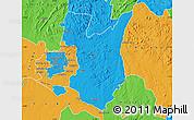 Political Map of Goromonzi