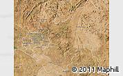 Satellite Map of Goromonzi