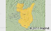Savanna Style Map of Goromonzi