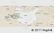 Classic Style Panoramic Map of Goromonzi