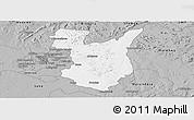 Gray Panoramic Map of Goromonzi