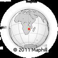 Outline Map of HWEDZA Urban