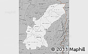 Gray Map of Mashonaland East