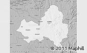 Gray Map of Marondera