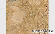 Satellite Map of Marondera