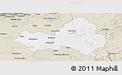 Classic Style Panoramic Map of Marondera