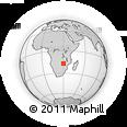 Outline Map of Makonde
